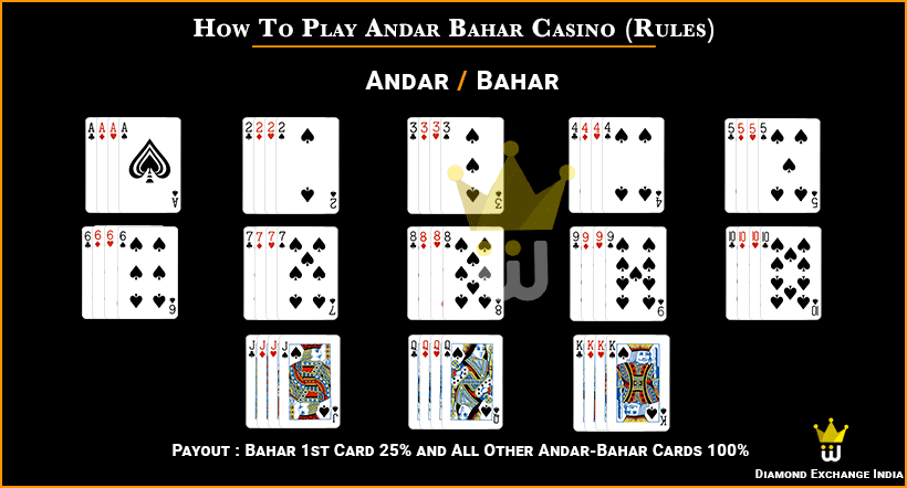 Andar Bahar Casino Online Live Betting And Rules