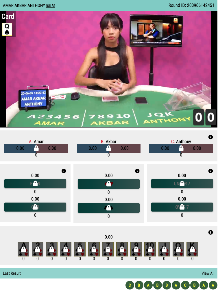 amar akbar anthony casino online live betting